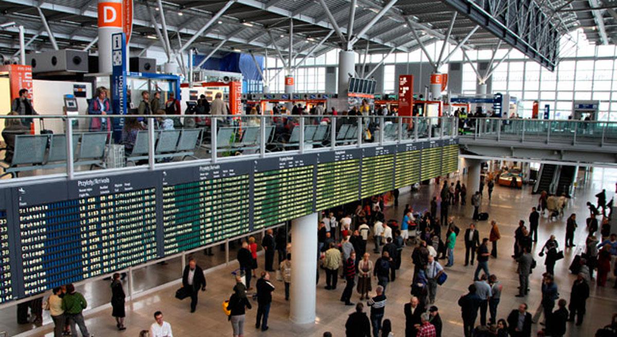 Аэропорт Вены  Швехат  краткий гид  GlobeTrotter