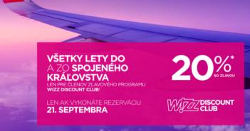 Akcia Wizz Air