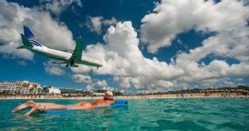 Bláznivé adrenalínové letisko na pláži – to je Saint Maarten!