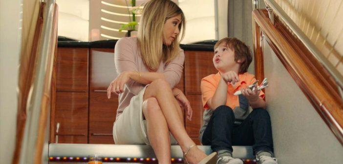 Jenifer Aniston v novom promo videu spoločnosti Emirates