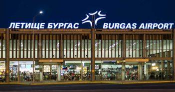 Letisko Burgas