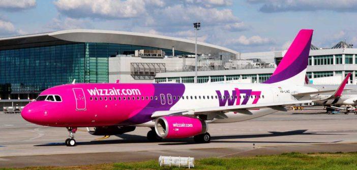 Nová linka Wizz Airu z Bratislavy do Kyjeva už od 17. decembra!