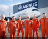 Prvý let nového Airbusu A350-1000