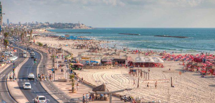 Nová linka Wizz Airu z Košíc do Tel Avivu