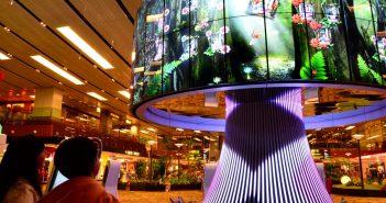 Najlepšie letisko na svete má opäť Singapore
