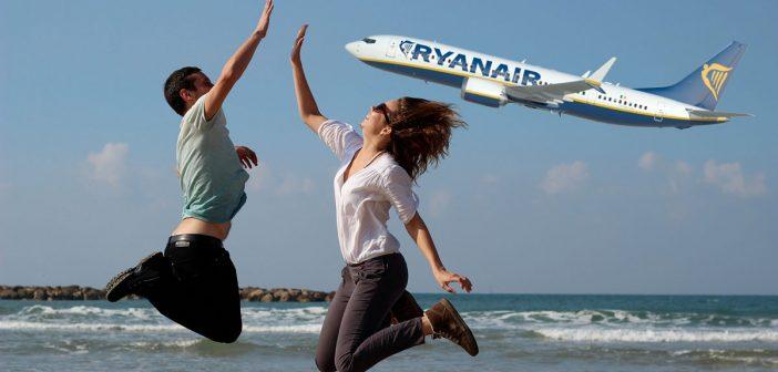 Chystáte sa na Erazmus? S Ryanairom ušetríte na letenkách vďaka novému partnerstvu
